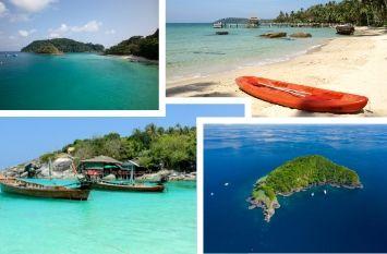 Inseln um Phuket