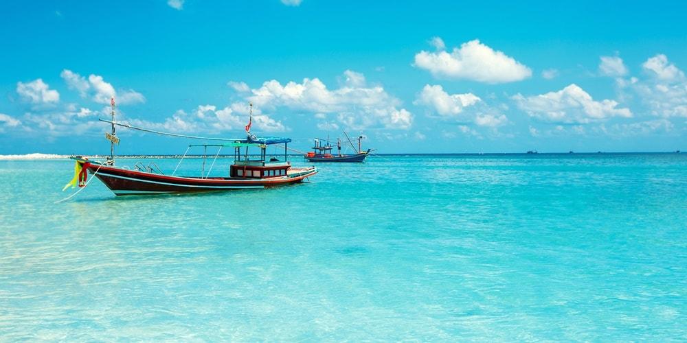 Thailand Ostseite