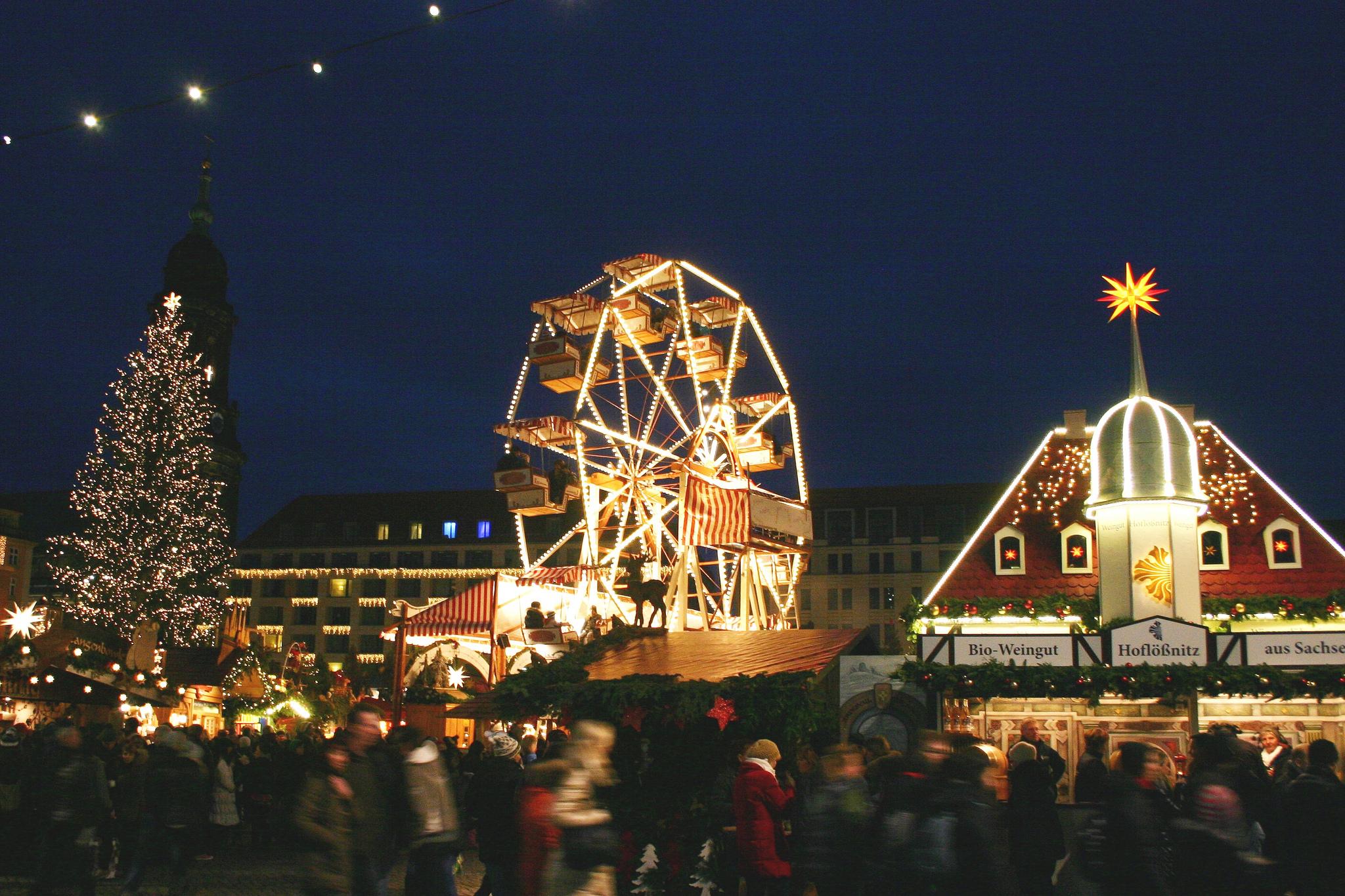 Schöner Weihnachtsmarkt Deutschland.Die Schönsten Weihnachtsmärkte Im Osten Von Deutschland