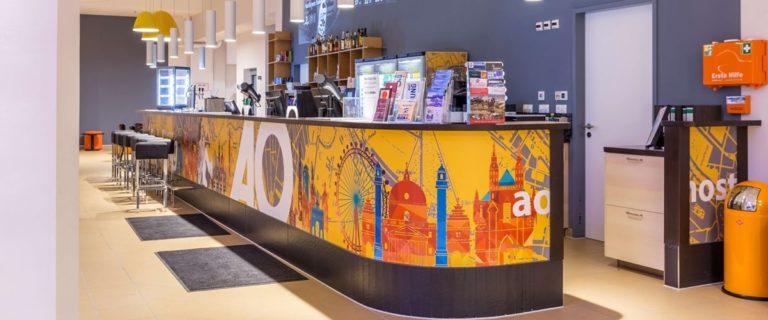 A&O-Hotelgutschein
