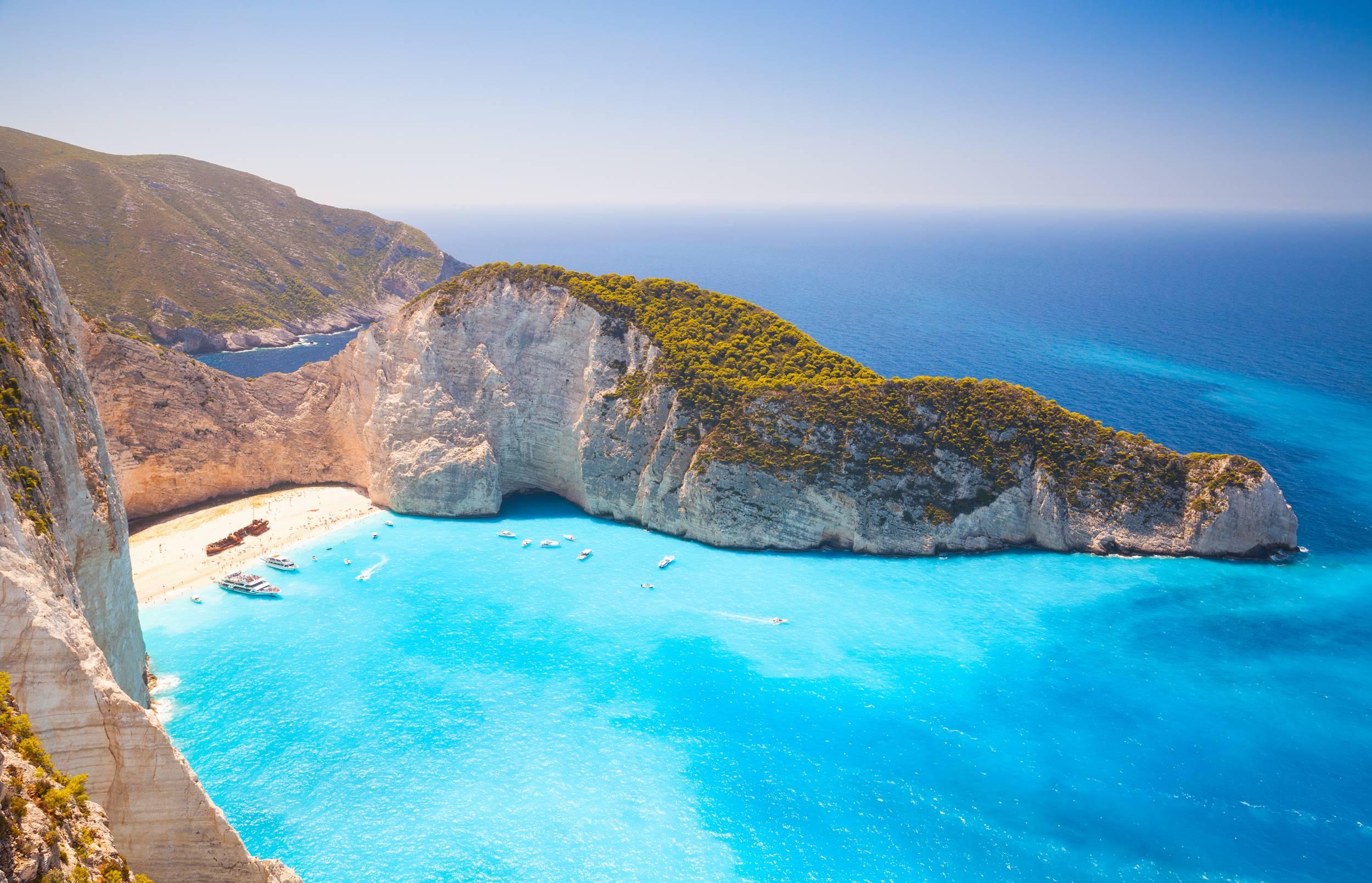 Prettiest Greek Island To Holiday On