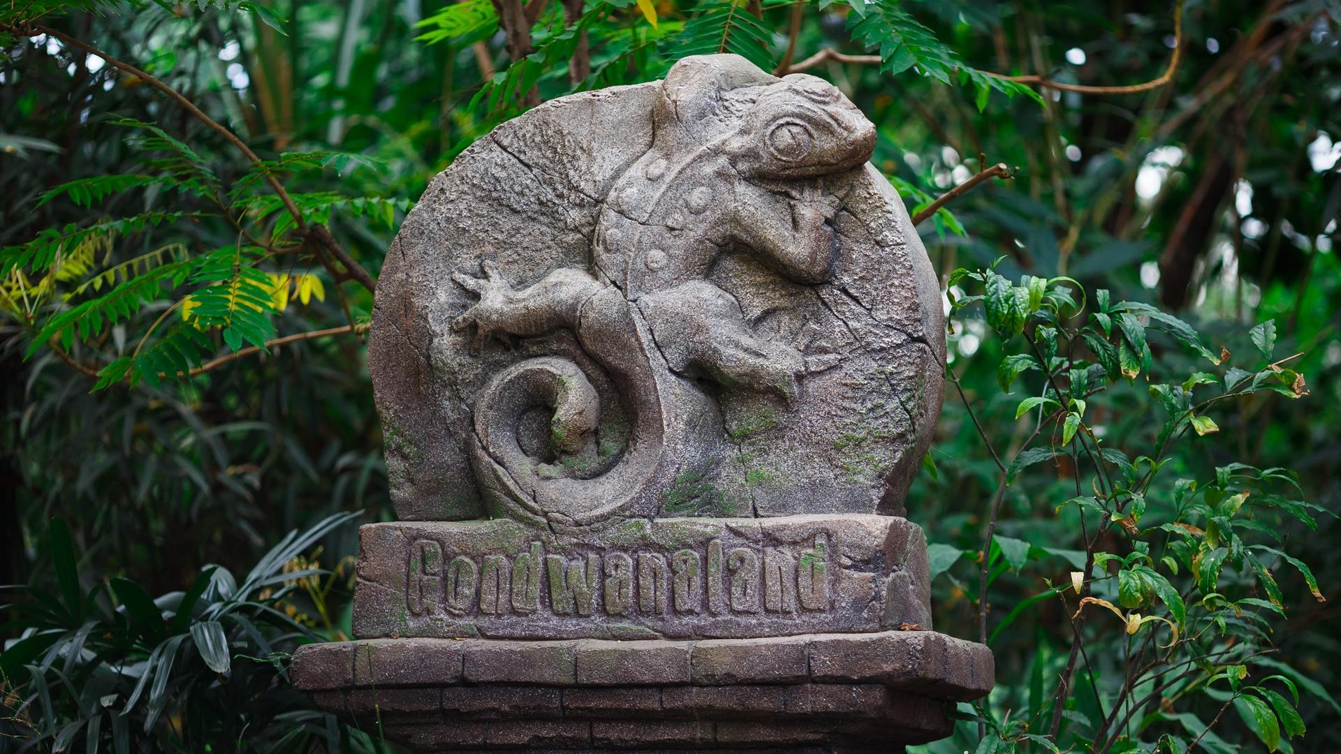 Pointer of Gondwanaland