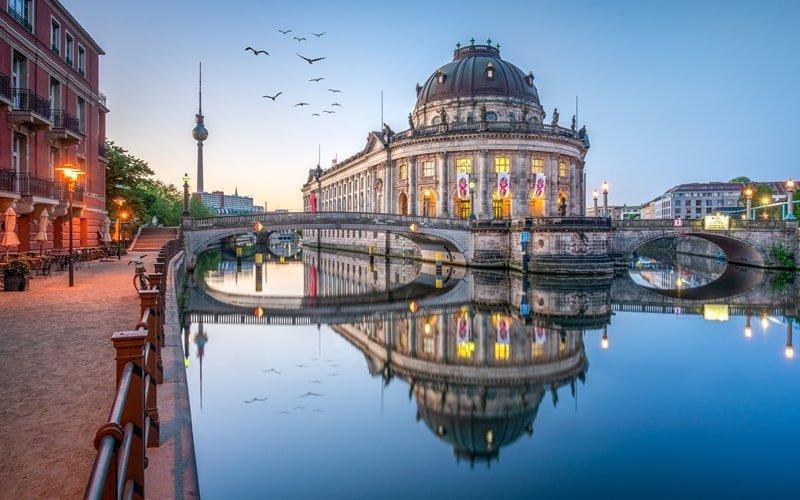Bodemuseum Museumsinsel Berlin