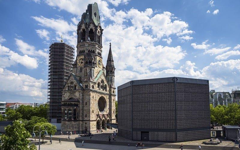 Breitscheidplatz Berlin