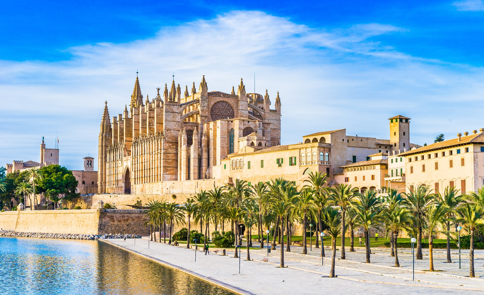 Cathedral of Majorca Palma Spain