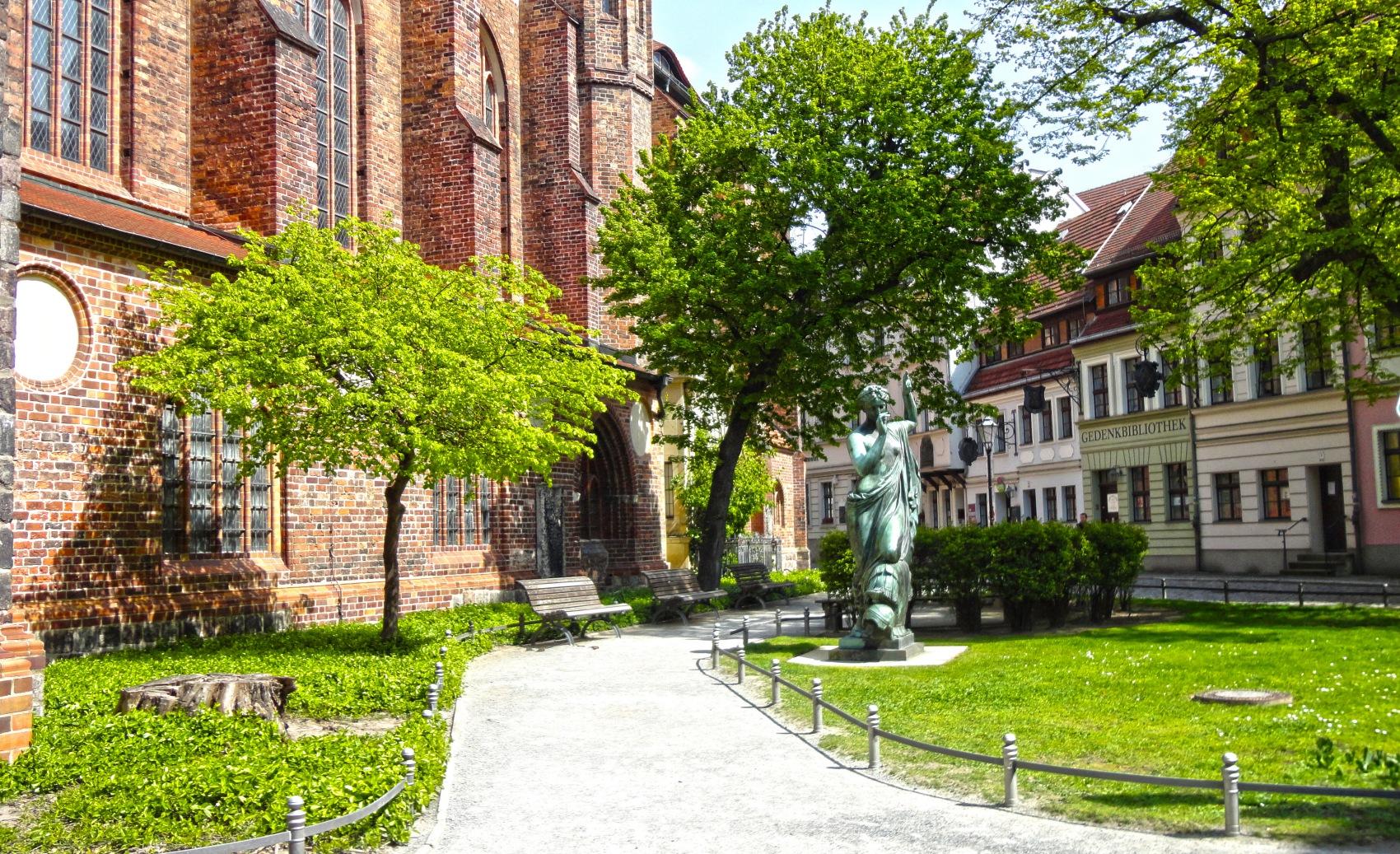 Nikolaiviertel Berlin