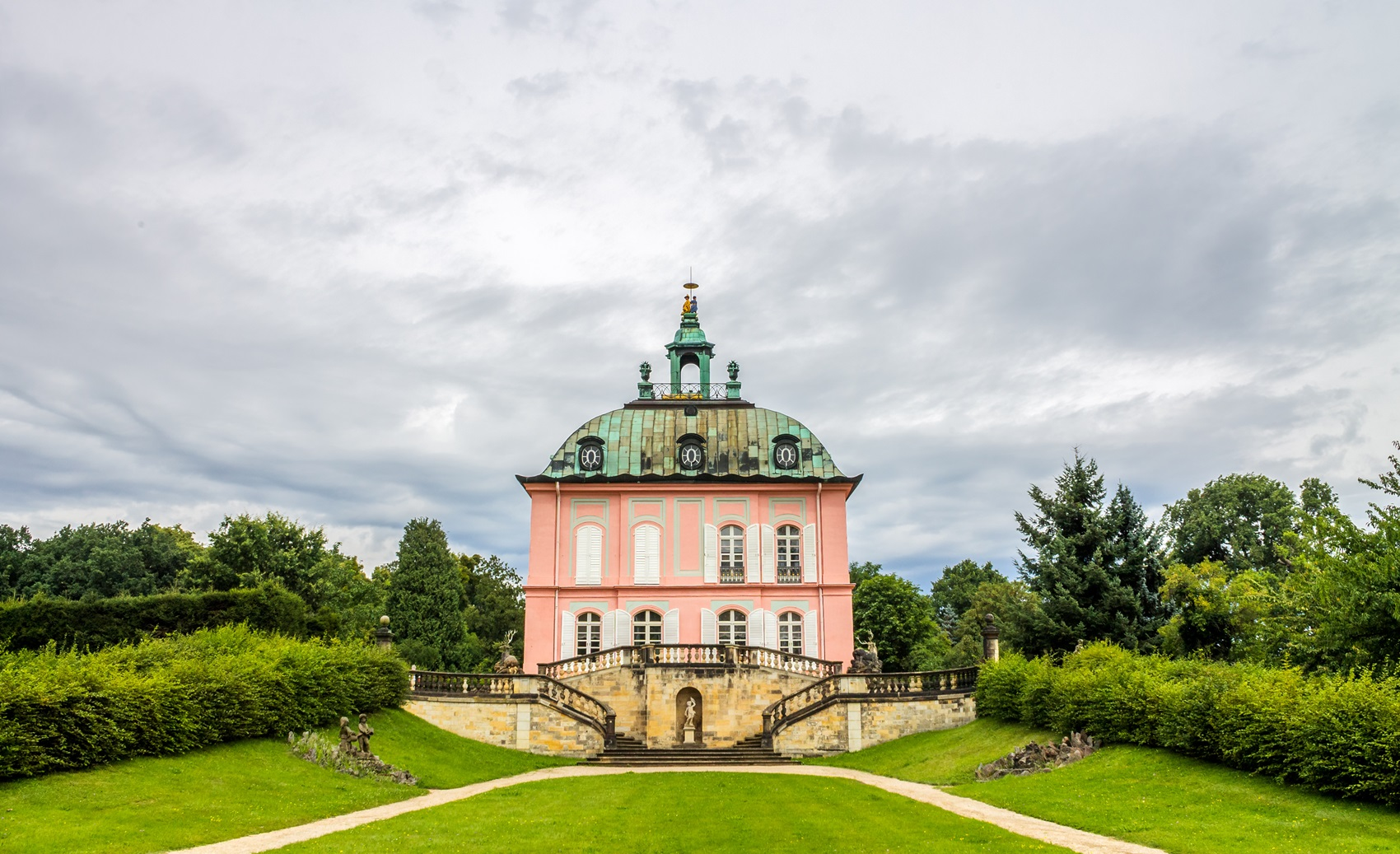 Schloss Moritzburg, Fasanenschlsschen