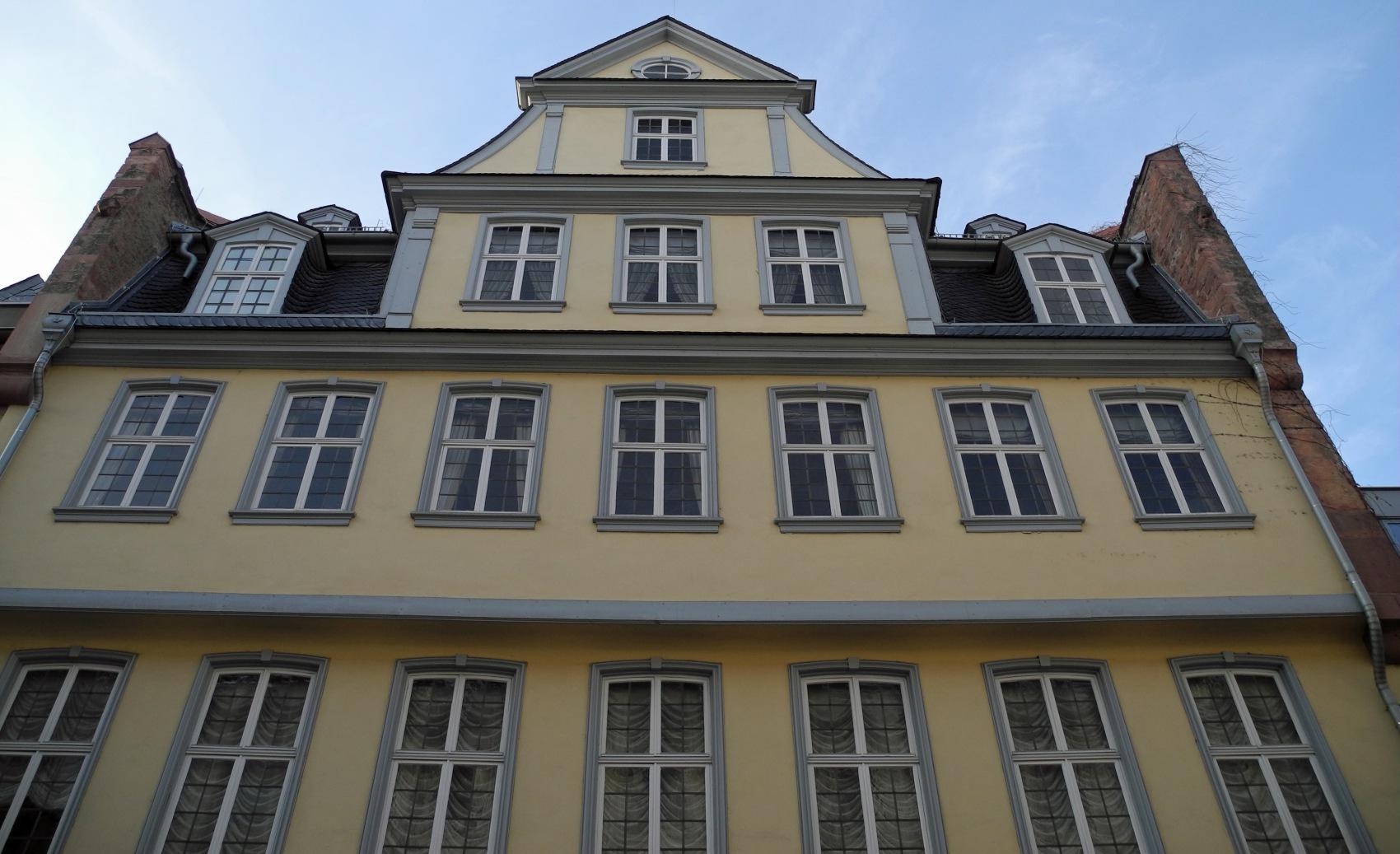 Goethe Haus in Frankfurt