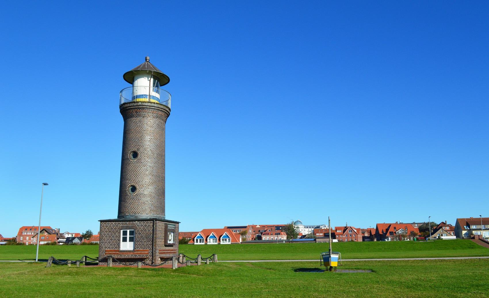 Leuchtturm in Juist