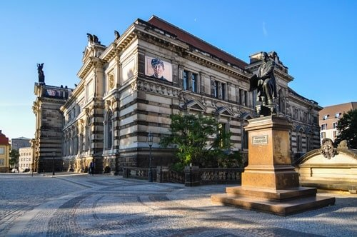 Kunstmuseum Albertinum Dresden
