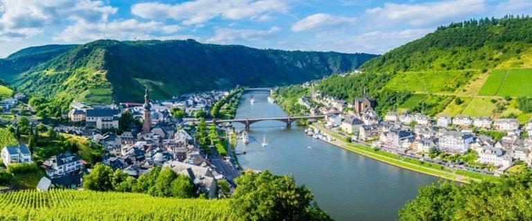 Malerische Kleinstädte Deutschland
