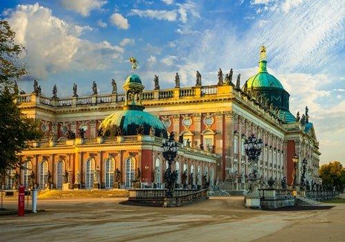 Neues Palais Schlosspark Sanssouci