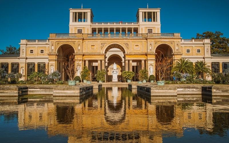 Orangerie Park Sanssouci