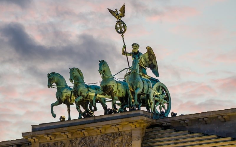 Quadriga Brandenburger Tor