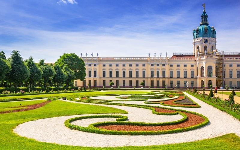 Schloss Charlottenburg Garten