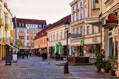 Sehenswürdigkeiten Berlin-Spandau