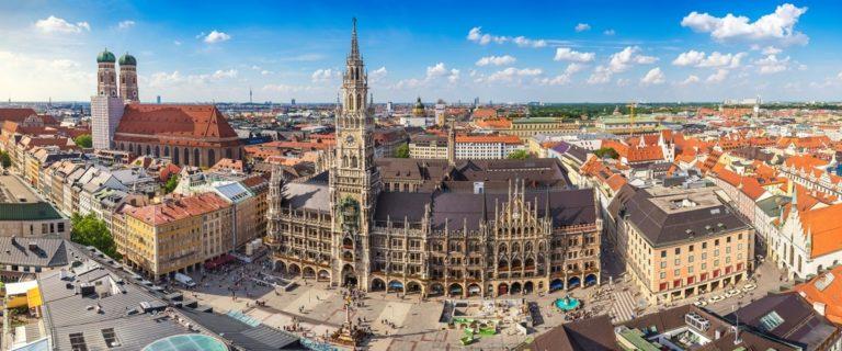 Sehenswürdigkeiten München