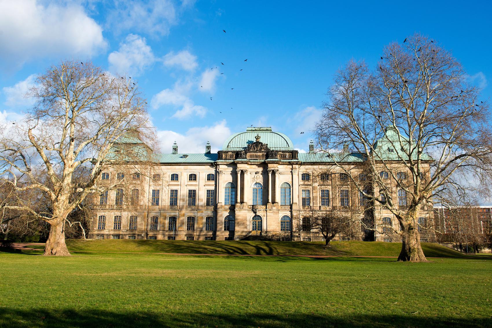 Japanische Palais in Dresden