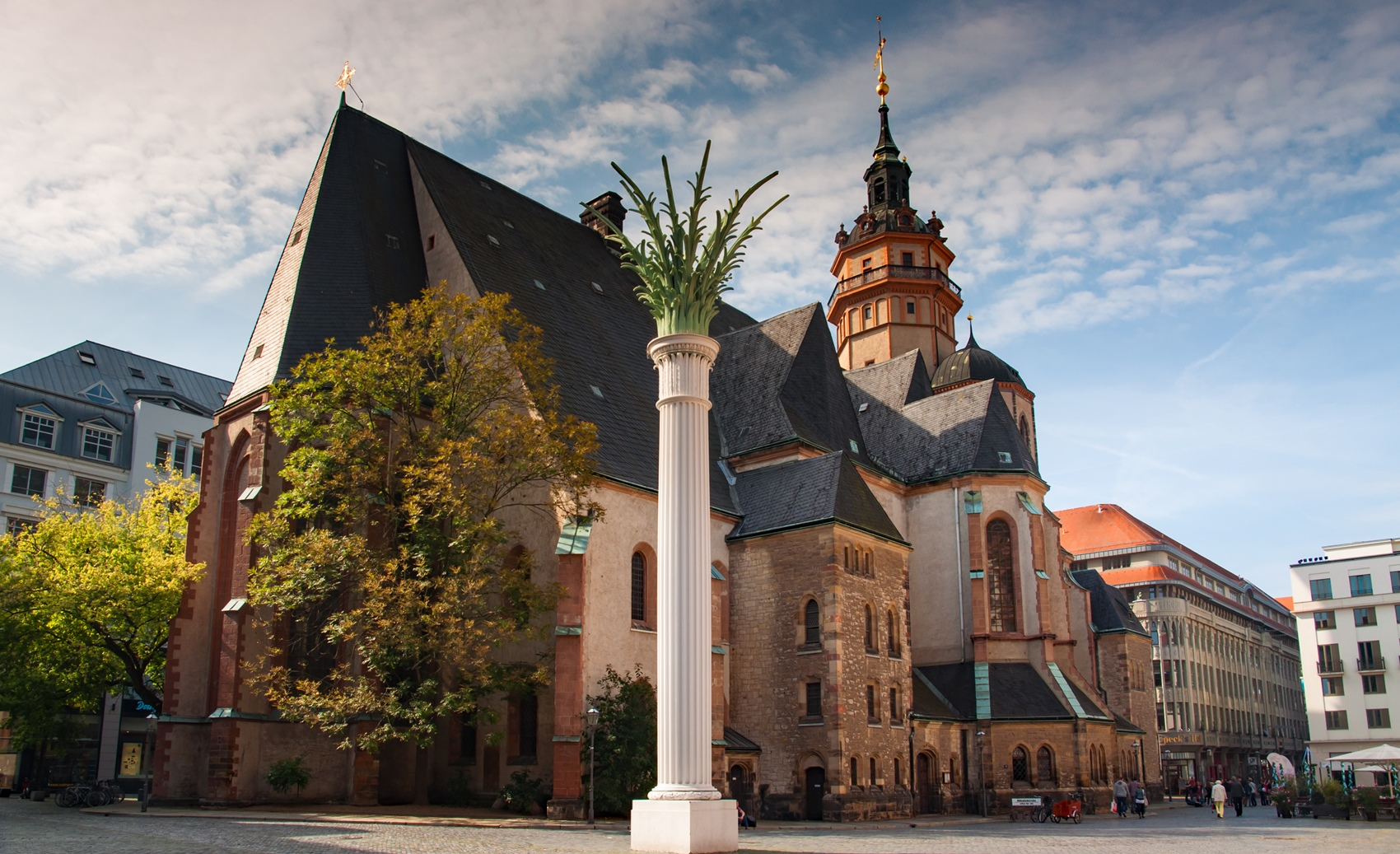 Leipzig Nicolaikirche