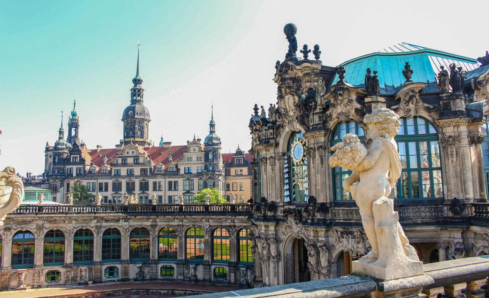 Zwinger Dresden Glockenspiel