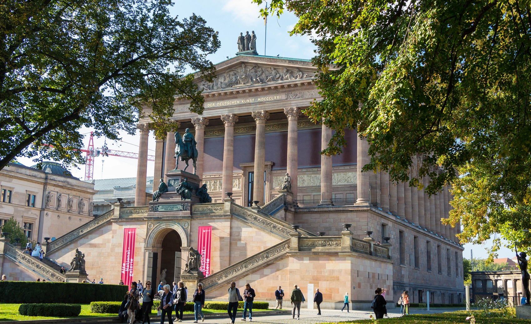 Museumsinsel Berlin Sehenswürdigkeit
