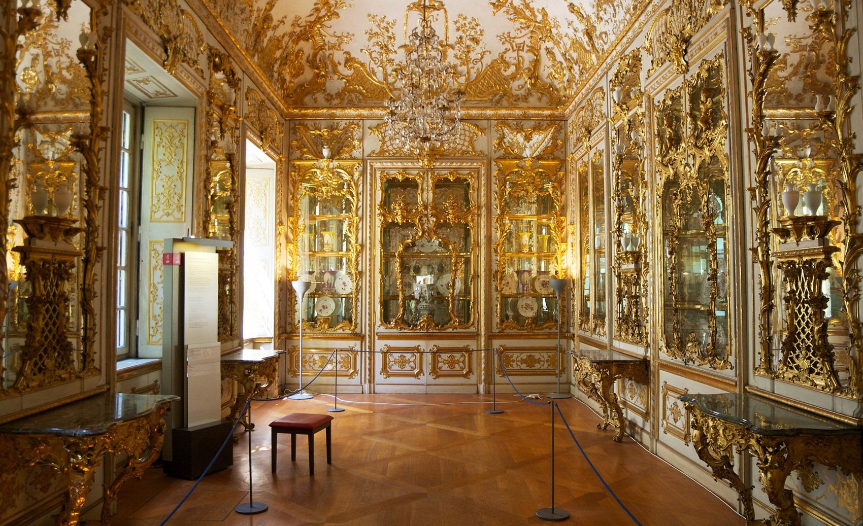 Residenz München Saal