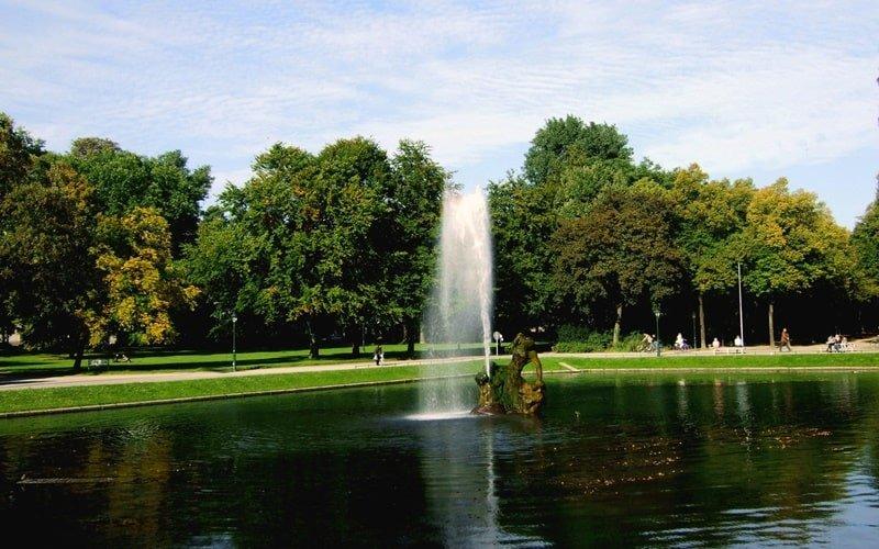 Düsseldorfer Hofgarten