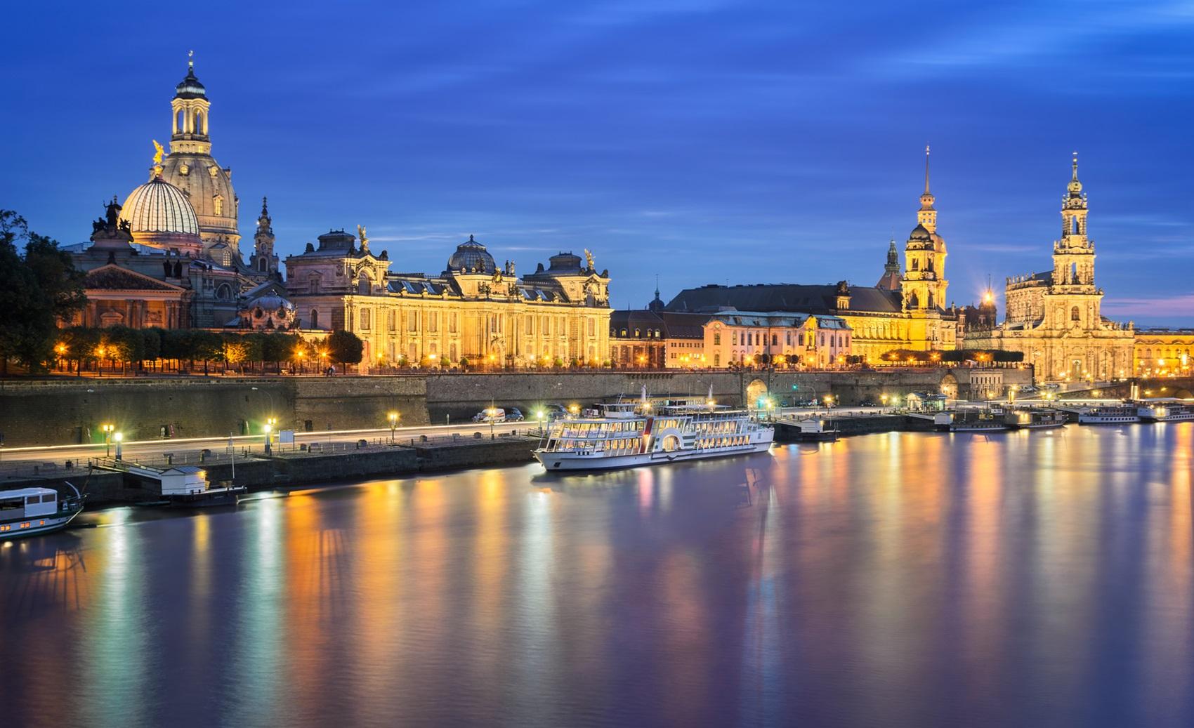 Nightwalk Dresden