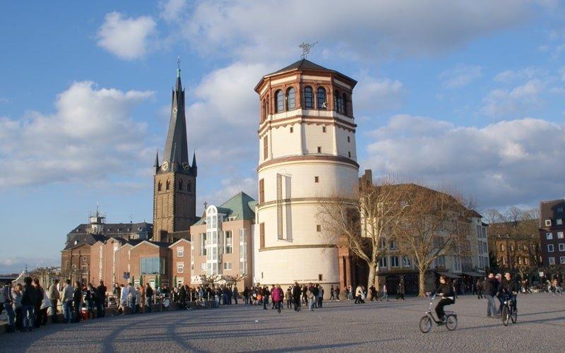 Schifffahrtsmuseum Düsseldorf