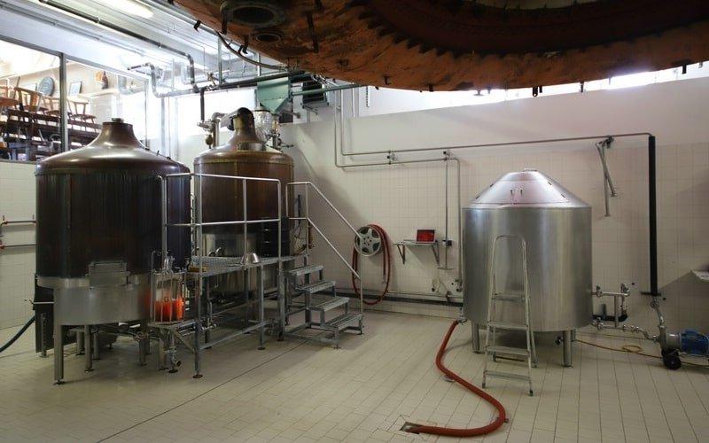Brauerei Führung Berlin