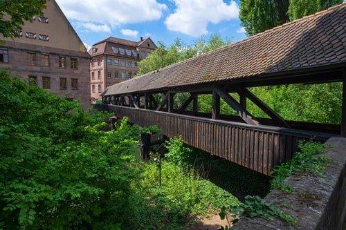 Der Henkerssteg in Nürnberg