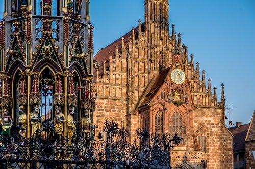 Männleinlauf Frauenkirche Nürnberg