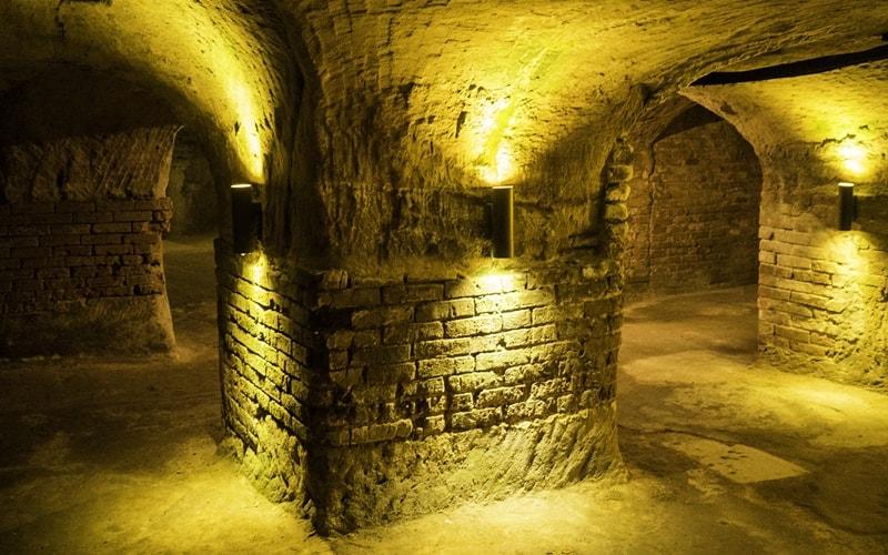 Nürnberg Sehenswürdigkeiten Historische Felsengänge