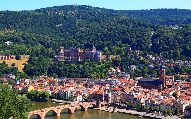 Sehenswürdigkeiten Heidelberg Königstuhl