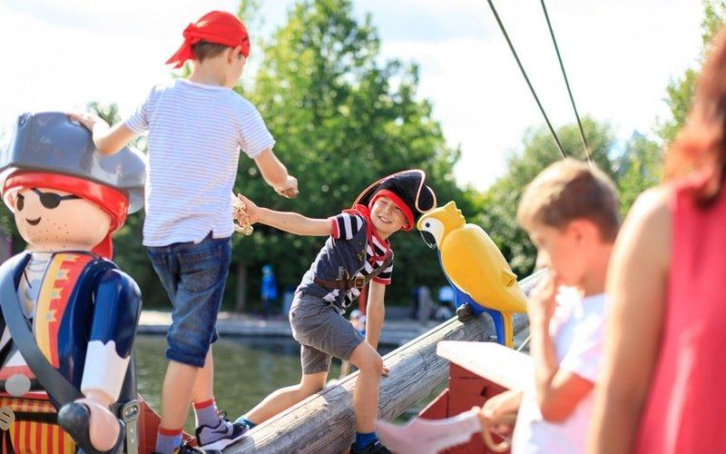 Sehenswürdigkeiten Nürnberg Playmobil Fun Park Piratenschiff