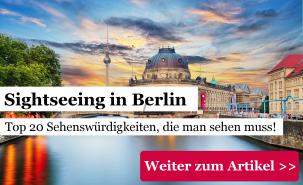 Sehenswürdigkeiten Berlin
