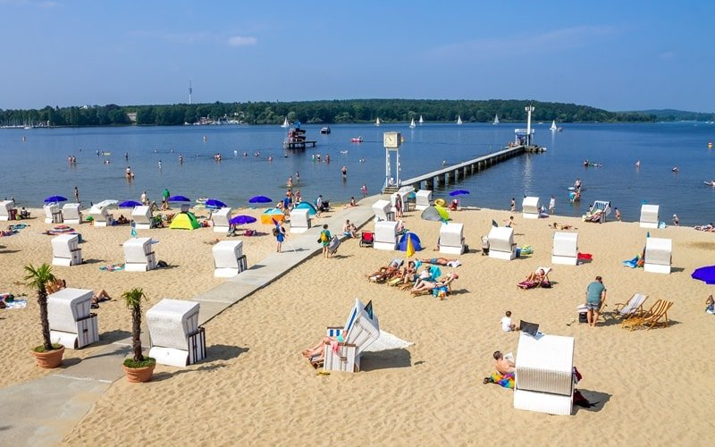 Badesee Wannsee