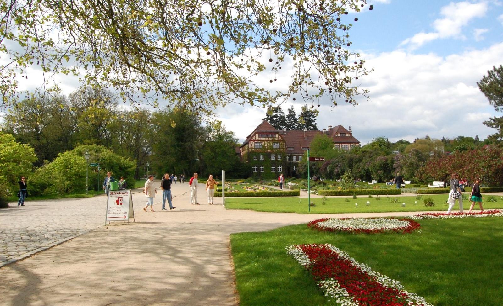 Die 12 Schonsten Parks Garten In Berlin 2021 Mit Tipps