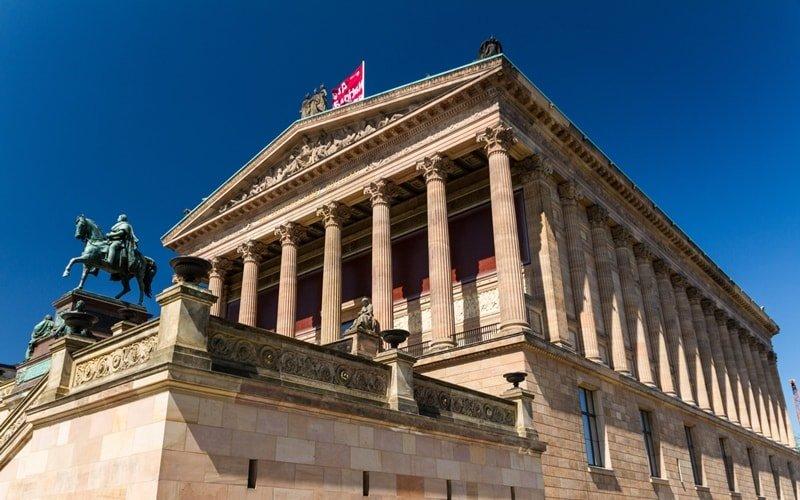 Museen Berlin Alte Nationalgalerie
