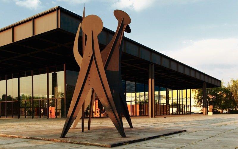 Museen Berlin Neue Nationalgalerie