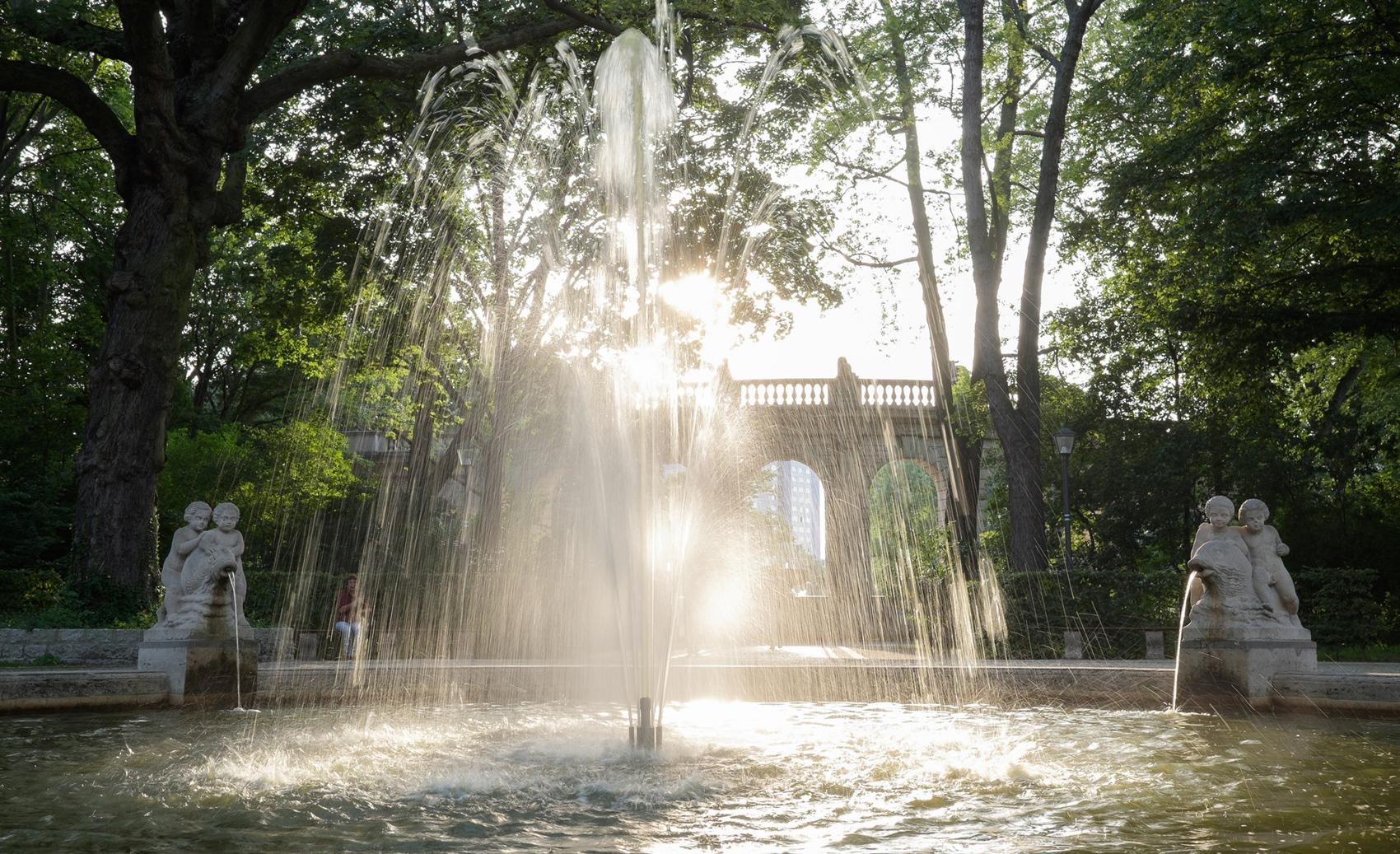 Volkspark Berlin