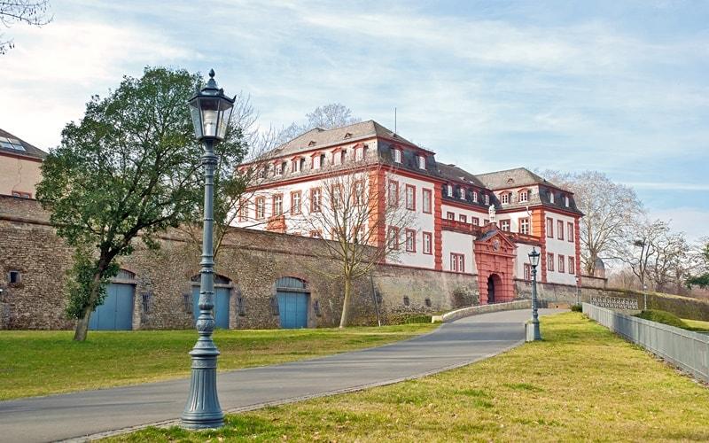 Zitadelle Mainz Aktivitäten