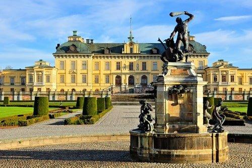 Drottningholm Palast Stockholm