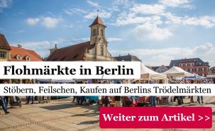 Flohmärkte Berlin