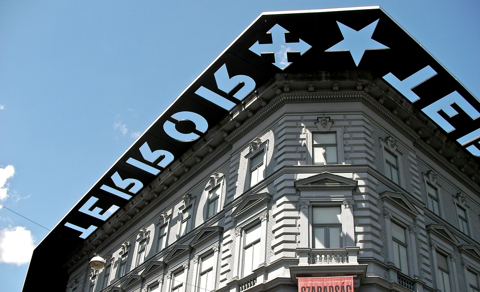 Haus des Terrors Budapest