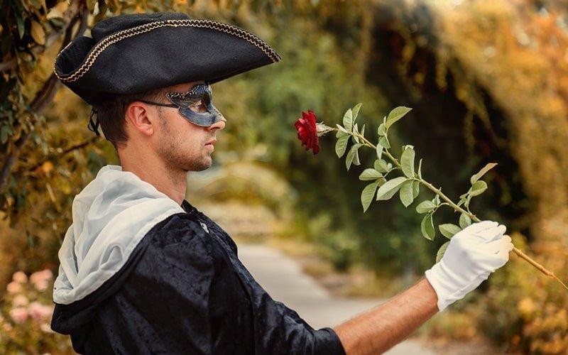 Karneval Venedig Casanova