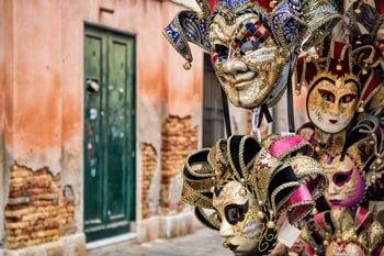 Karneval Venedig Geschichte