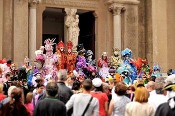 Karneval Venedig heute