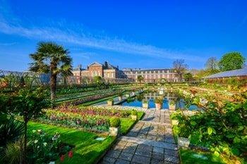 Kensington Palace Garten-
