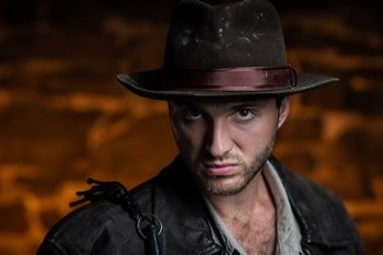 Madame Tussauds Indiana Jones